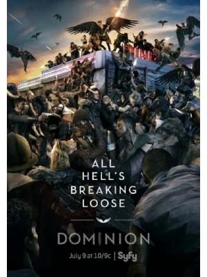 se1430 : ซีรีย์ฝรั่ง Dominion Season 2 [ซับไทย] 3 แผ่น
