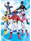 ct1143 : การ์ตูน Tensou Sentai Goseiger โกเซย์เจอร์ DVD 4 แผ่น