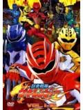ct1149 : การ์ตูน Juuken Sentai Gekiranger เกคิเรนเจอร์ DVD 5 แผ่น