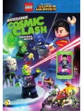 ct1154 : หนังการ์ตูน Lego DC Comics Super Heroes: Justice League: Cosmic Clash MASTER 1 แผ่น