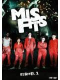 se1437 : ซีรีย์ฝรั่ง Misfits Season 1 [พากย์ไทย] 2 แผ่น