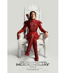 EE1957 : The Hunger Games: Mockingjay Part 2 MASTER 1 แผ่น