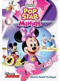 ct1159 : หนังการ์ตูน Mickey Mouse Clubhouse: Pop Star Minnie MASTER 1 แผ่น