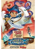ct1161 : หนังการ์ตูน Captain Jake and the Never Land Pirates: The Great Never Sea Conquest MASTER 1 แผ่น