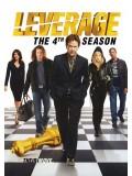se1457 : ซีรีย์ฝรั่ง Leverage Season 4 [ซับไทย] 4 แผ่น
