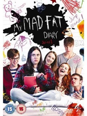 se1460 : ซีรีย์ฝรั่ง My Mad Fat Diary Season 1 [พากย์ไทย] 2 แผ่น