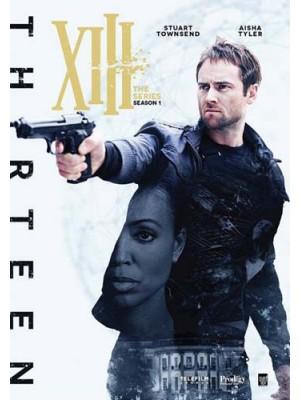 se1461 : ซีรีย์ฝรั่ง XIII The Series Season 1 [พากย์ไทย] 3 แผ่น