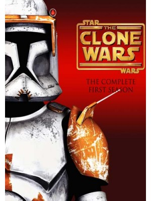 ct1169 : การ์ตูน Star Wars The Clone Wars Season 1 [ซับไทย] DVD 2 แผ่น