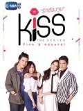 st1267 : รักต้องจูบ Kiss The Series DVD 4 แผ่น