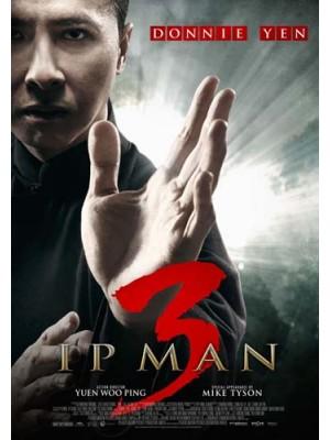 cm0176: IP Man 3 / ยิปมัน 3 DVD 1 แผ่น