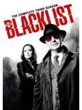 se1487 : ซีรีย์ฝรั่ง The Blacklist Season 3 [ซับไทย] 5 แผ่น