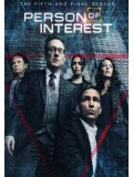 se1499 : ซีรีย์ฝรั่ง Person of Interest Season 5 [ซับไทย] 4 แผ่น