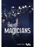 se1500 : ซีรีย์ฝรั่ง The Magicians Season 1 [ซับไทย] 3 แผ่น
