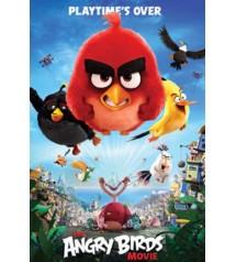 ct1180 : หนังการ์ตูน The Angry Birds Movie แอ็งกรี เบิร์ดส เดอะมูวี่ MASTER 1 แผ่น