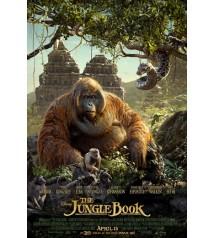 EE2073 : The Jungle Book เมาคลีลูกหมาป่า MASTER 1 แผ่น
