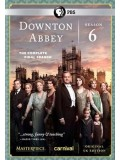 se1529 : ซีรีย์ฝรั่ง Downton Abbey Season 6 Final (ซับไทย) 3 แผ่น