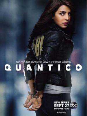 se1539 : ซีรีย์ฝรั่ง Quantico Season 1 (ซับไทย) 5 แผ่น