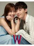 krr1415 : ซีรีย์เกาหลี W - Two Worlds (ซับไทย) 4 แผ่น