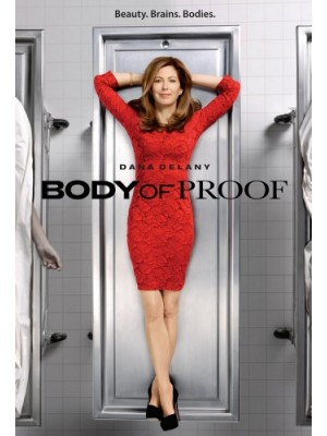 se1562 : ซีรีย์ฝรั่ง Body of Proof Season 2 (พากย์ไทย) 4 แผ่น