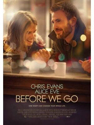 EE2169 : Before We Go กิ๊กกั๊ก รักข้ามคืน DVD 1 แผ่น