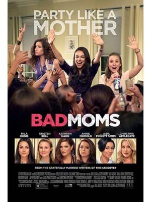 EE2170 : Bad Moms มันส์ล่ะค่ะ คุณแม่ DVD 1 แผ่น