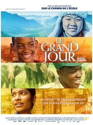 EE2185 : Le Grand Jour (The Big Day) สี่หัวใจ มุ่งสู่ฝัน DVD 1 แผ่น