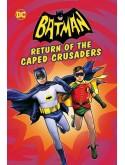 ct1208 : หนังการ์ตูน Batman: Return of The Caped Crusaders / แบทแมน: การกลับมาของมนุษย์ค้างคาว DVD 1 แผ่น