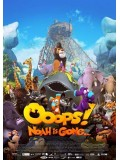 ct1210 : หนังการ์ตูน Ooops! Noah Is Gone ก๊วนซ่าป่วนวันสิ้นโลก DVD 1 แผ่น