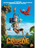 ct1217 : หนังการ์ตูน Robinson Crusoe โรบินสัน ครูโซ ผจญภัยเกาะมหาสนุก DVD 1 แผ่น