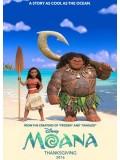 ct1233 : หนังการ์ตูน Moana โมอาน่า ผจญภัยตำนานหมู่เกาะทะเลใต้ DVD 1 แผ่น