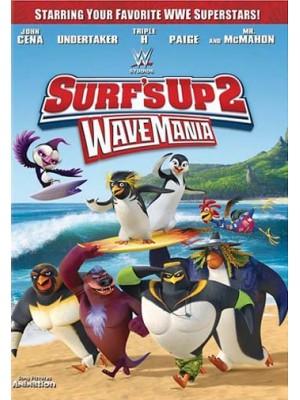 ct1235 : หนังการ์ตูน Surf s Up 2: WaveMania/เซิร์ฟอัพ ไต่คลื่นยักษ์ซิ่งสะท้านโลก 2 DVD 1 แผ่น