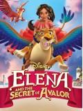 ct1238 : หนังการ์ตูน Elena And The Secret Of Avalor เอเลน่ากับความลับของอาวาลอร์ DVD 1 แผ่น