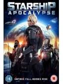 EE2202 : Starship Apocalypse สตาร์ชิพ สงครามล้างจักรวาล DVD 1 แผ่น