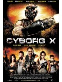 EE2206 : Cyborg X ไซบอร์ก X สงครามถล่มทัพจักรกล DVD 1 แผ่น
