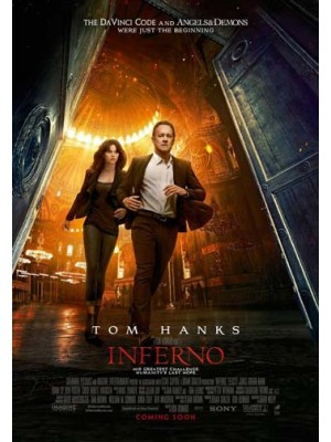 EE2266 : Inferno โลกันตนรก (2016) DVD 1 แผ่น