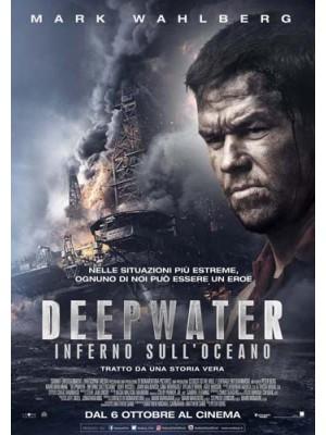 EE2267 : Deepwater Horizon ฝ่าวิบัติเพลิงนรก DVD 1 แผ่น