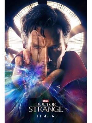 EE2296 : Doctor Strange ด็อกเตอร์ สเตรนจ์ จอมเวทย์มหากาฬ DVD 1 แผ่น