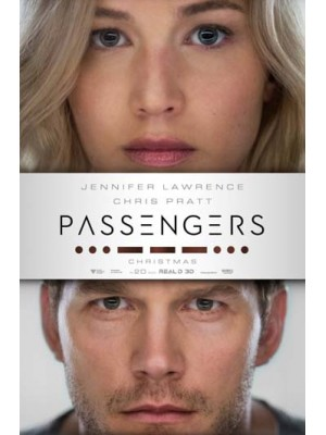 EE2307 : Passengers คู่โดยสารพันล้านไมล์ DVD 1 แผ่น