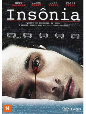 EE2314 : The Insomniac คนหลอนล่าคนโหด DVD 1