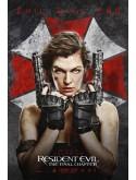 EE2370 : Resident Evil: The Final Chapter อวสานผีชีวะ DVD 1 แผ่น
