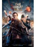 EE2385 : The Great Wall เดอะ เกรท วอลล์ DVD 1 แผ่น
