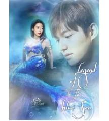 krr1455 : ซีรีย์เกาหลี The Legend of The Blue Sea (ซับไทย) DVD 5 แผ่น