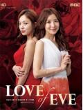 krr1486 : ซีรีย์เกาหลี Love of Eve เพื่อนรักเพื่อนทรยศ (พากย์ไทย) DVD 15 แผ่น