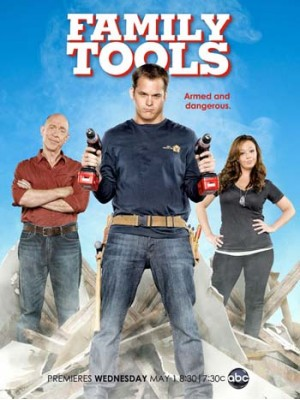 se1576 : ซีรีย์ฝรั่ง Family Tools (พากย์ไทย) 2 แผ่น