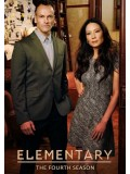 se1579 : ซีรีย์ฝรั่ง Elementary Season 4 เชอร์ล็อควัตสัน คู่สืบคดีเดือด ปี 4 (พากย์ไทย) 5 แผ่น