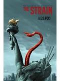 se1591 : ซีรีย์ฝรั่ง The Strain Season 3 (ซับไทย) DVD 3 แผ่น