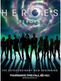 se1598 : ซีรีย์ฝรั่ง Heroes Reborn Season 1 [พากย์ไทย] DVD 3 แผ่น