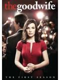 se1599 : ซีรีย์ฝรั่ง The Good Wife Season 1 [พากย์ไทย] DVD 5 แผ่น