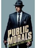 se1606 : ซีรีย์ฝรั่ง Public Morals Season 1 มือปราบเฉือนคมอาชญากรรม ปี 1 [พากย์ไทย] DVD 3 แผ่น