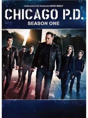 se1612 : ซีรีย์ฝรั่ง CHICAGO P.D. Season 1 มือปราบชิคาโก ปี 1 [พากย์ไทย] 3 แผ่น